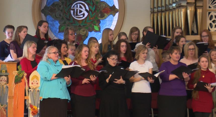 Turkey Choir 2019