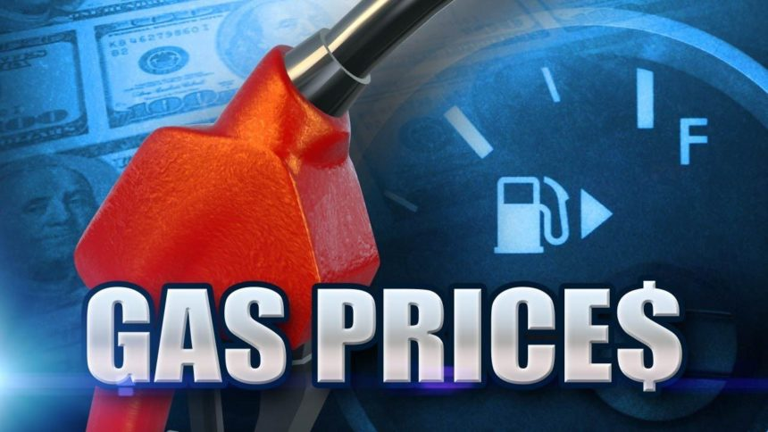 Gas prices logo_MGN Online