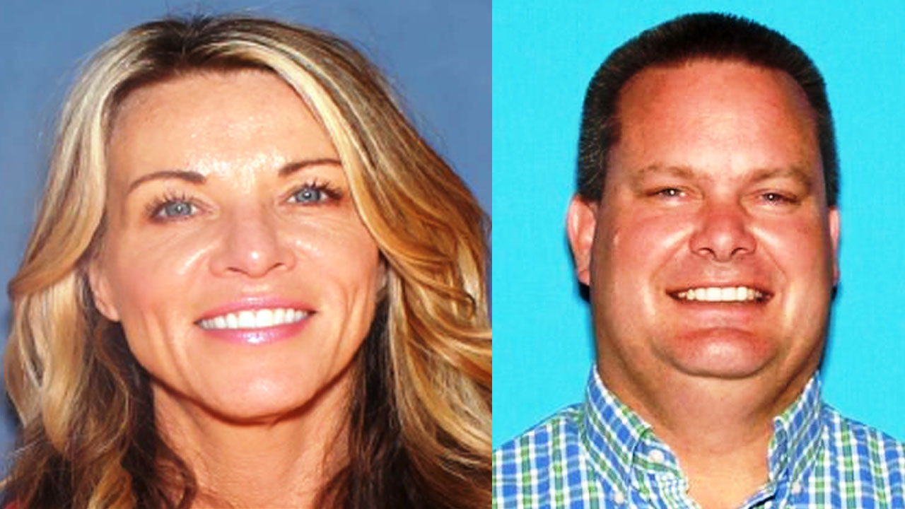 Lori N. Vallow and Chad Daybell