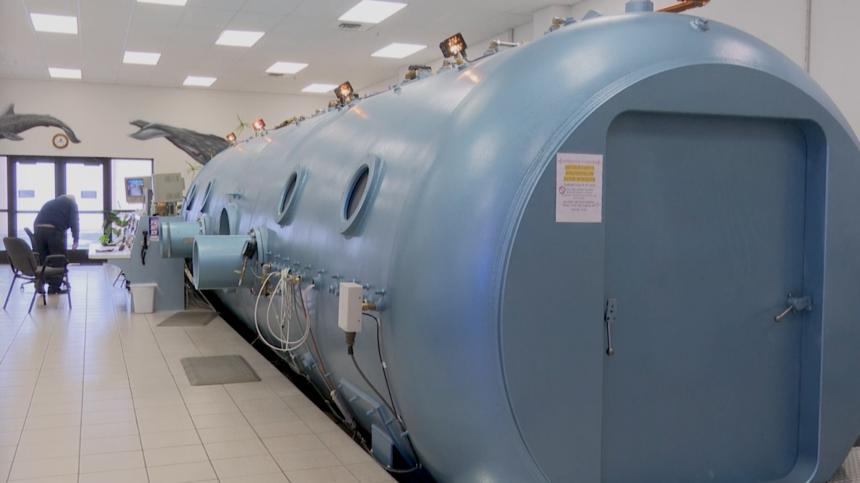 idaho hyperbarics chamber