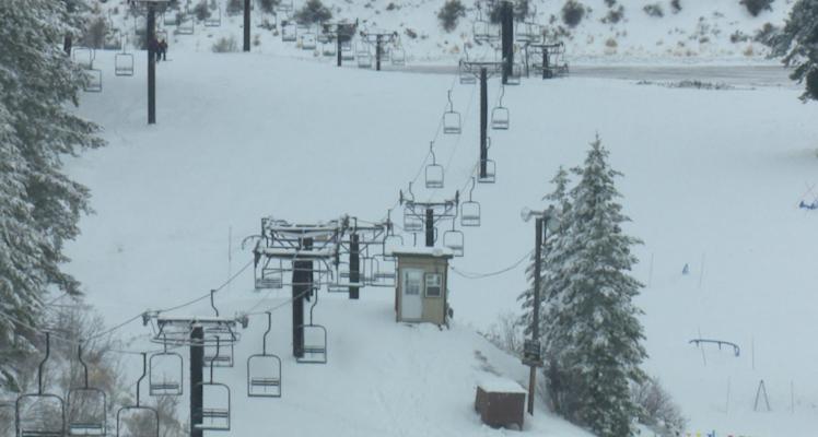 Kelly Canyon Ski Resort