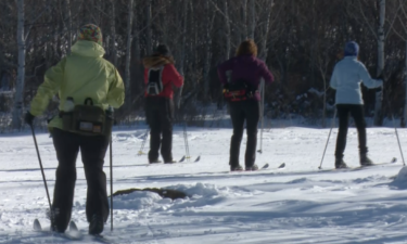 The East Fork Mink Creek Nordic Center opens early for 2019-2020 season