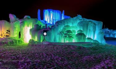 LaBelle Lake Ice Palace