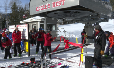 Jackson Hole opens Eagle's Rest
