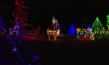 Williams' winter lights