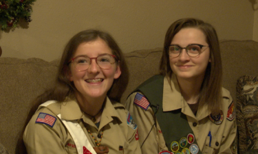 Girls of Troop 363