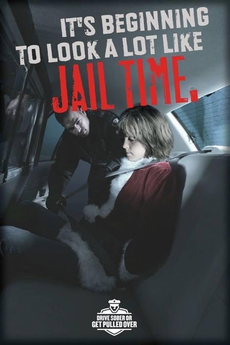 look like jail time