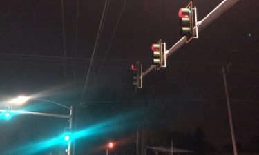 The news traffic lights are now fully functional at Sunnyside and Ammon Roads in Ammon.