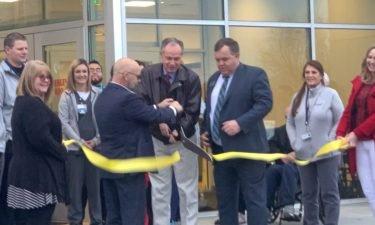 Idaho Falls Community Hospital ribbon cutting