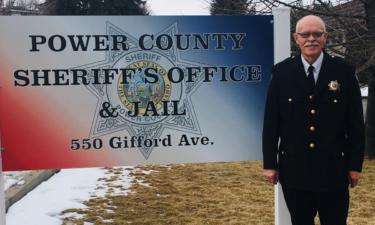 Power County Sheriff Jim Jeffries
