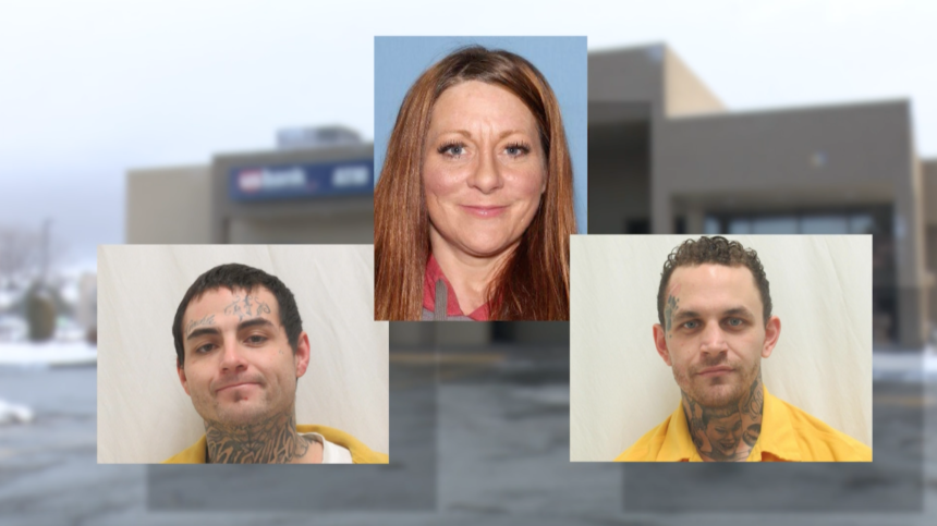 Police documents describe an unassuming bank robbery