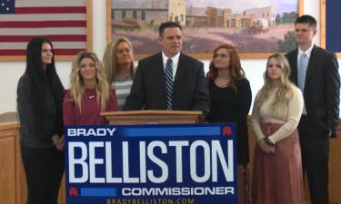 Brady Belliston