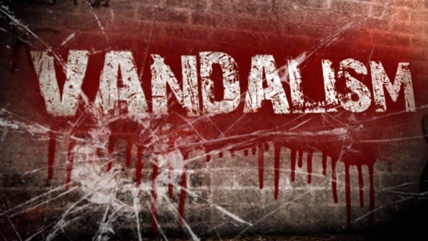 Vandalism logo