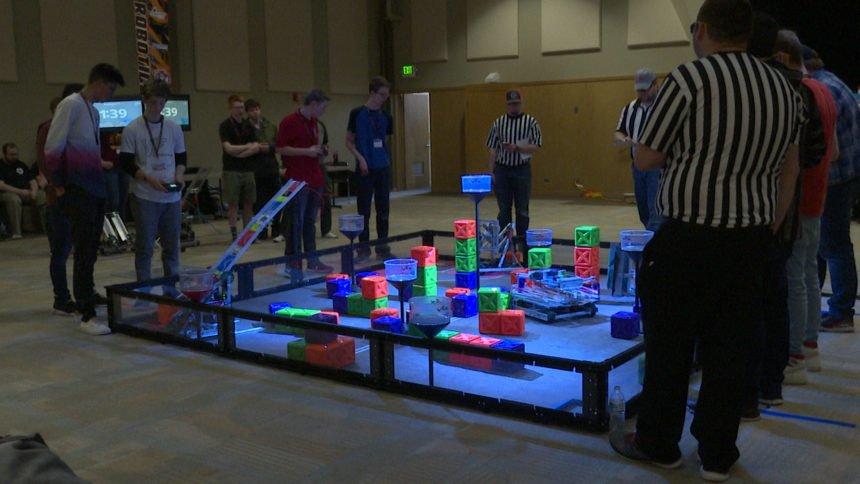 state robotics competition