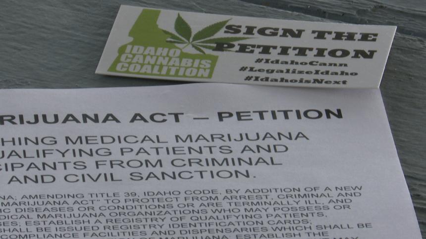 Medical marijuana petition