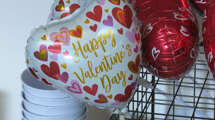 Valentine's Day Balloon