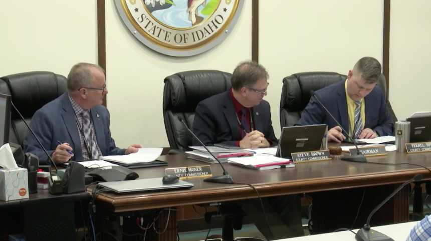 Bannock County Commissioners