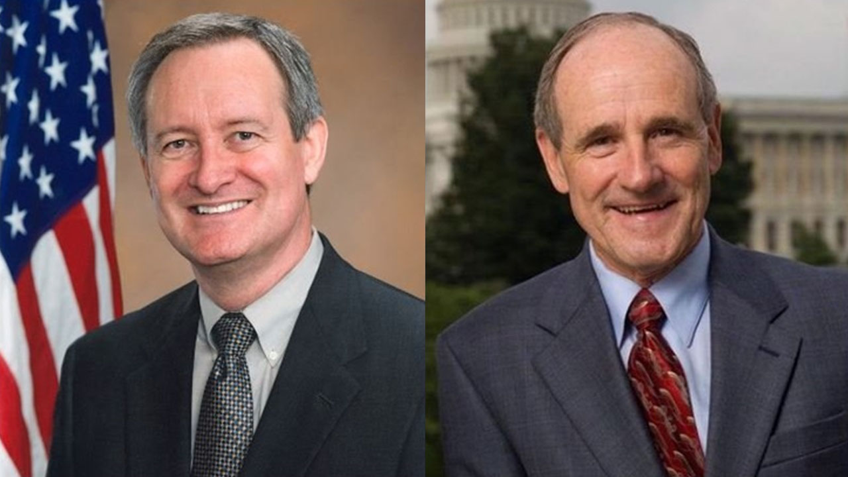 Sen. Mike Crapo and Sen. Jim Risch