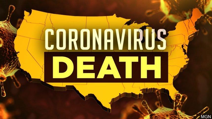 Coronavirus death logo