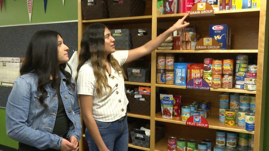 blackfoot high school food pantry