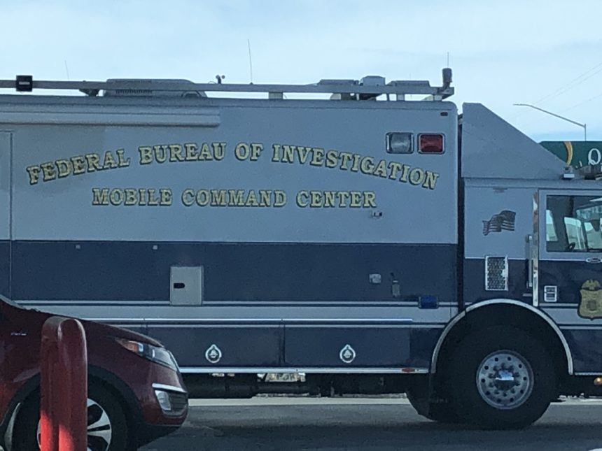FBI command center