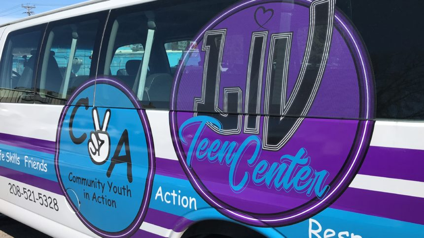 Community Youth in Action - LIV Teen Center