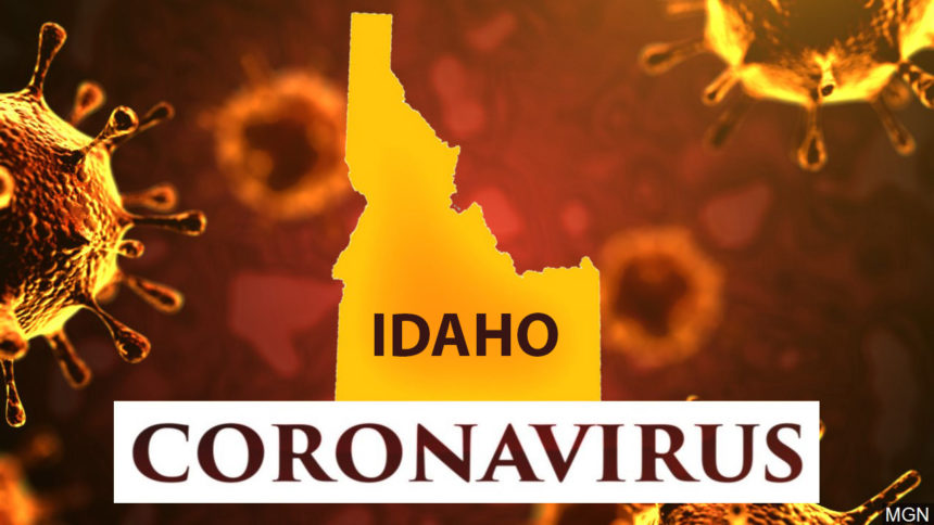 Idaho Coronavirus Map USE