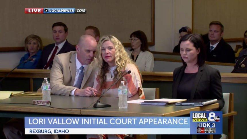 Lori Vallow in court