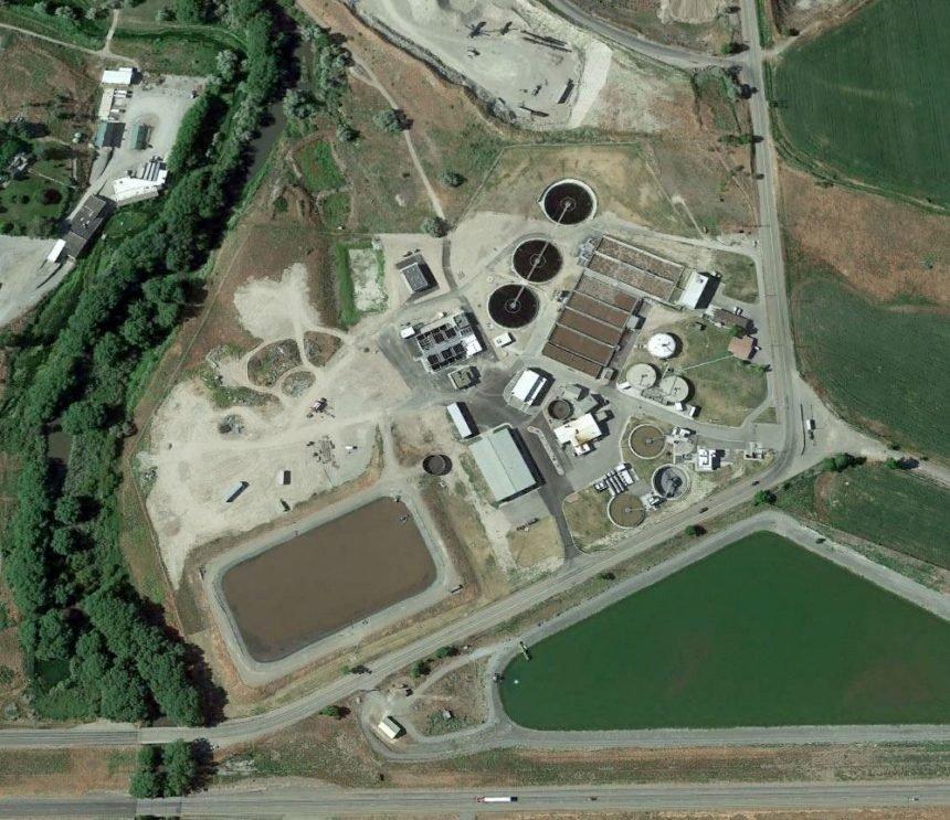 Pocatello water pollution control facilities