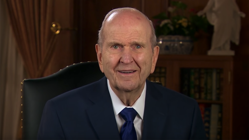 President Russell M. Nelson image