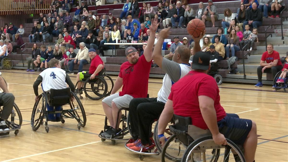 FCMC Wheelchair basketball