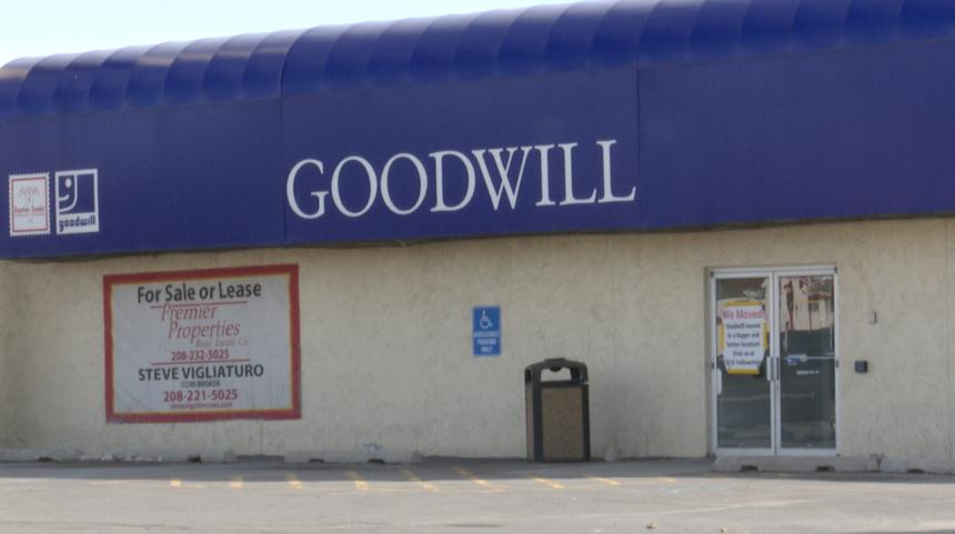 Pocatello Goodwill store