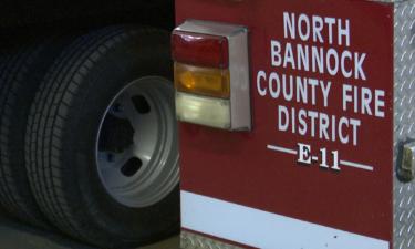 North Bannock fire