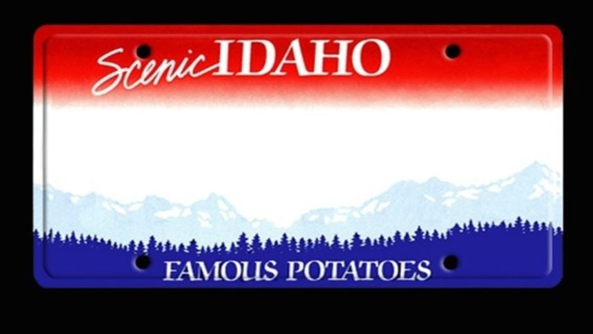 idaho-license-plate