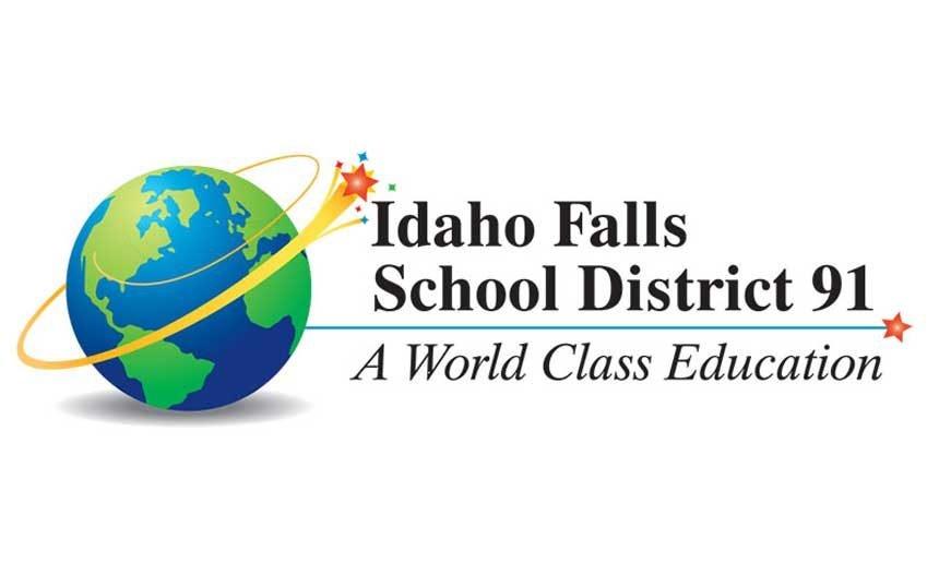 Idaho falls D91 logo
