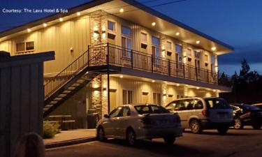 The Lava Hotel & Spa