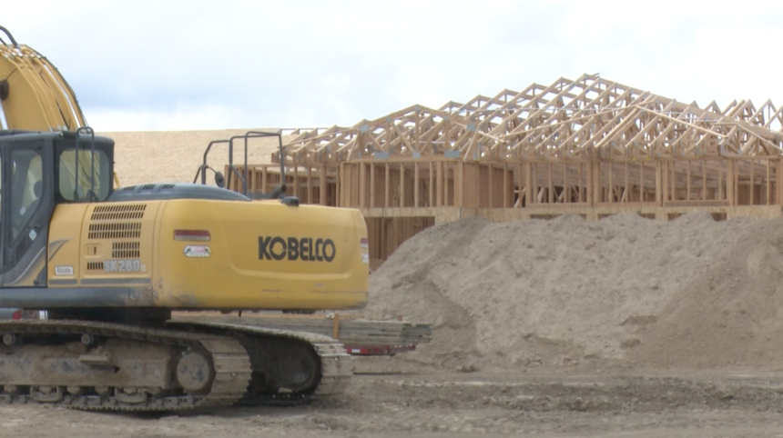 Construction pushes on through stay-at-home order
