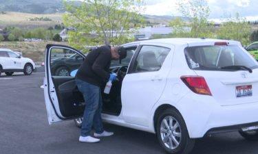 servpro cleans car