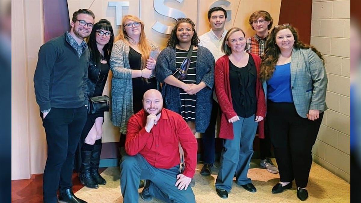 ISU's NSAC team