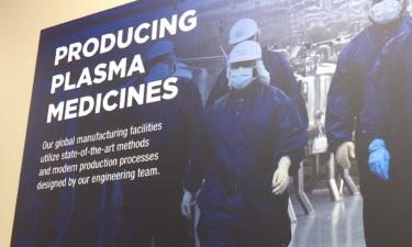 Plasma creates medicine poster