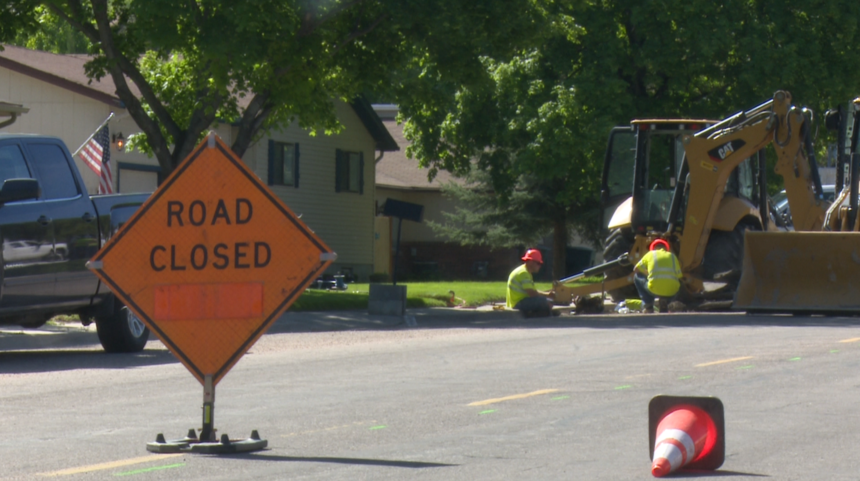 Residents told to 'stay indoors' as a precaution after an unused gas line ruptures in Pocatello