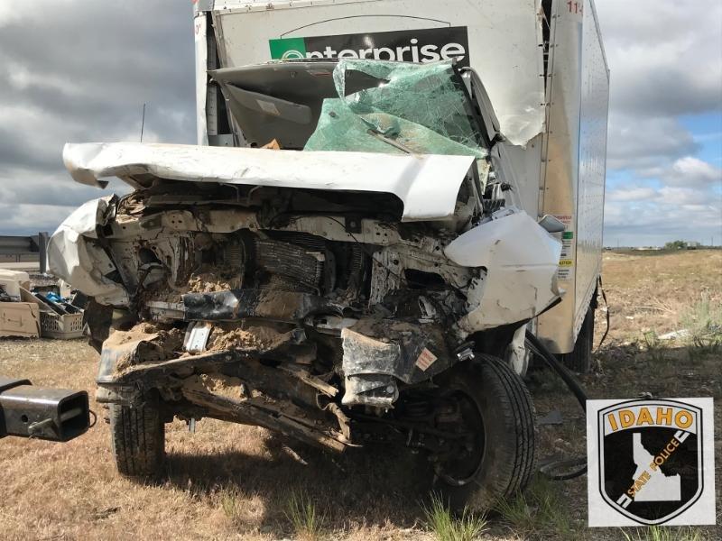 Shelley fatal crash ISP1
