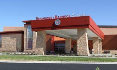 Shoshone-Bannock Casino Hotel in Fort Hall, ID