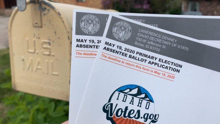 Idaho absentee ballot requests