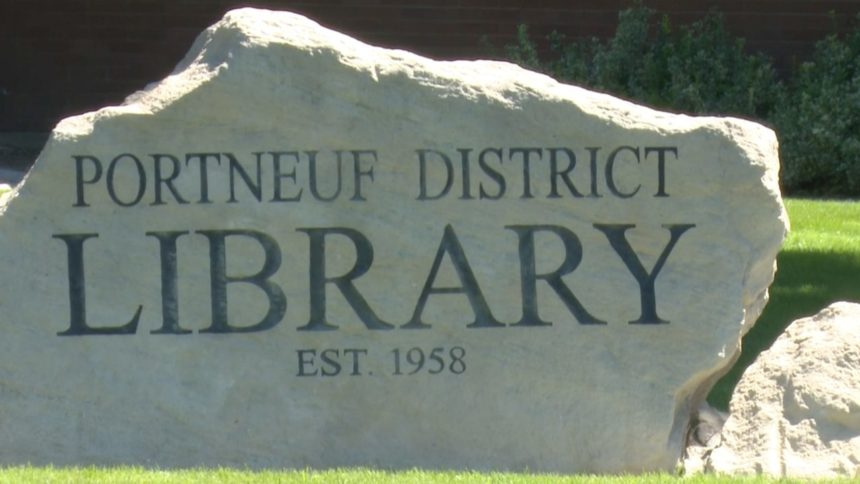 portneuf library