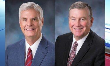 Brent Hill and Scott Bedke