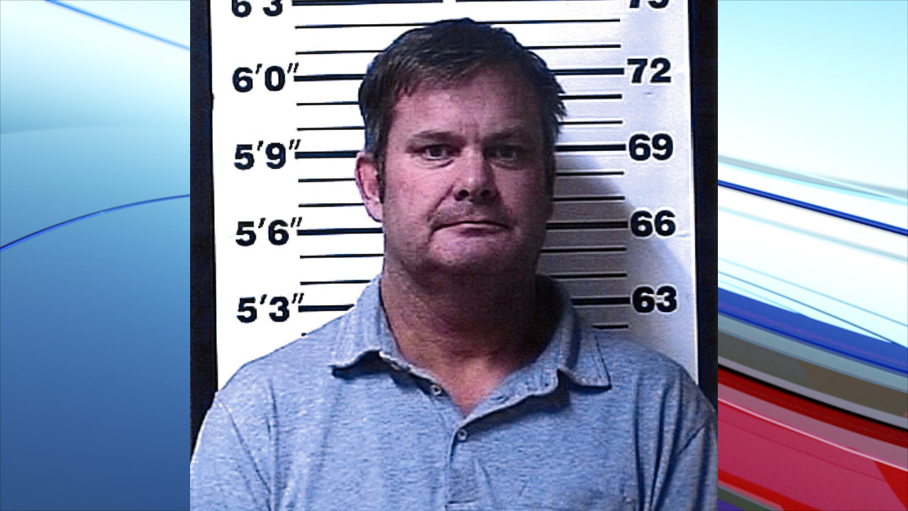 Chad Daybell booking photo