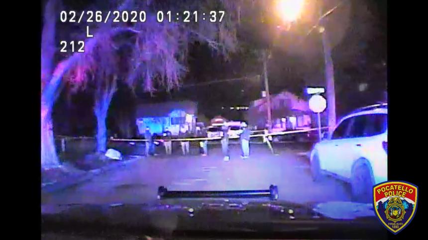 February officer-involved shooting Pocatello