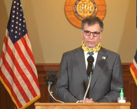 Governor Mark Gordon 6-16