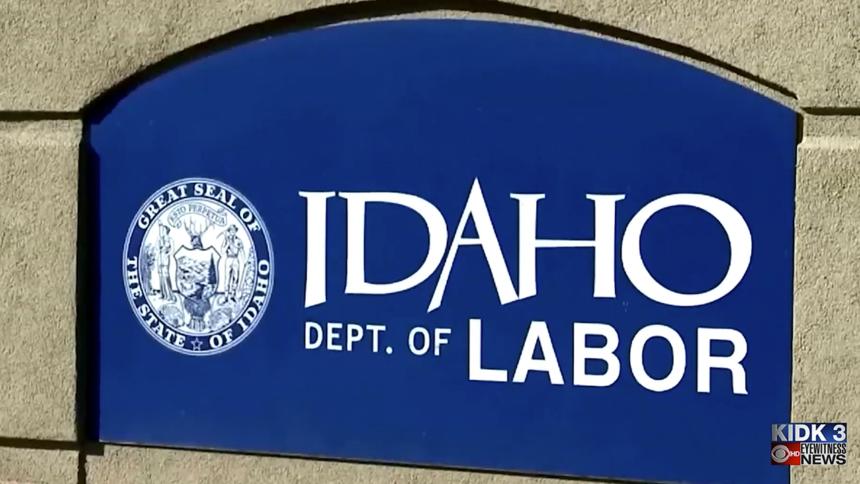 Idaho Department of Labor logo image_kifikidk